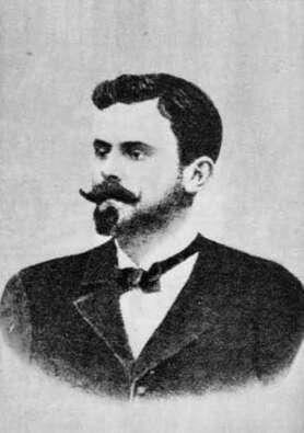 Kette, Dragotin (1876–1899) - Slovenska biografija